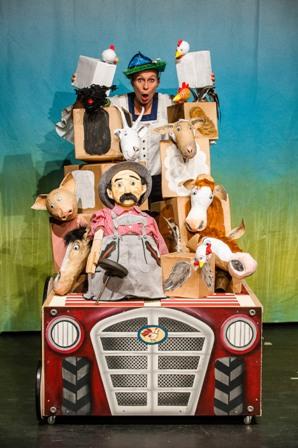 9. Mettenhofer Kulturtage- Puppenbühne Landestheater