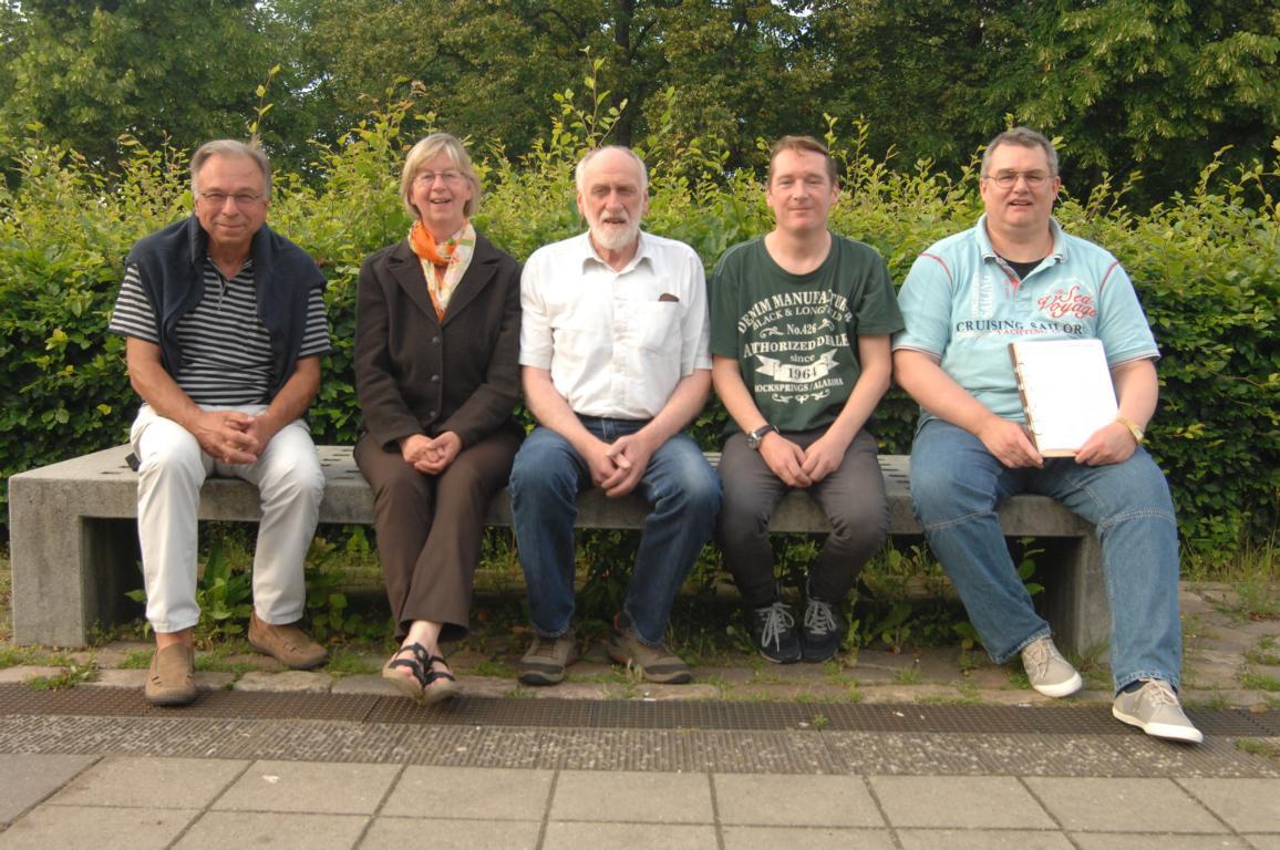 Mettenhofer Arbeitskreis für Kriminalitätsverhütung - der Vorstand