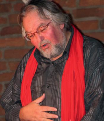 11. Mettenhofer Kulturtage - Lesung Barney Hallmann