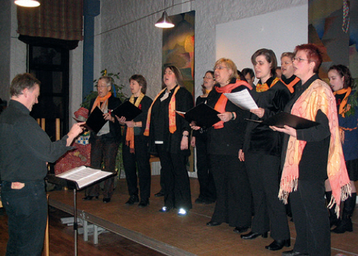 11. Mettenhofer Kulturtage - Free Gospel Singers