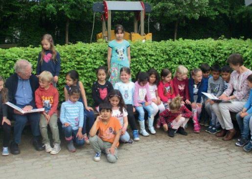 11. Mettenhofer Kulturtage - Senioren lesen für Kinder