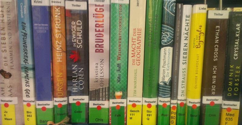 Aktuelles aus der Stadtteilbücherei